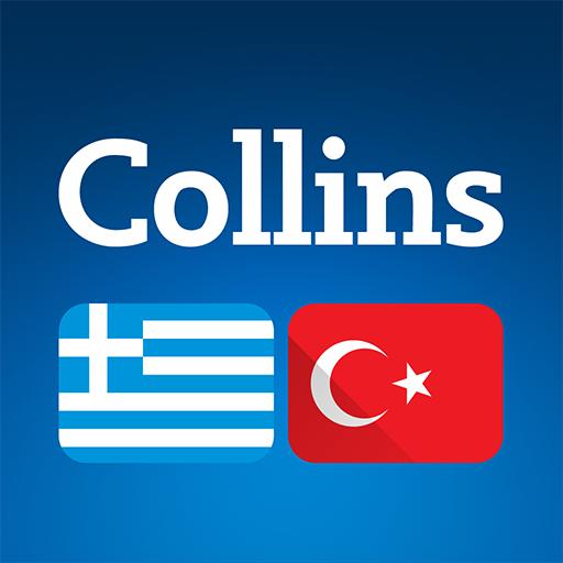 Collins Greek<>Turkish Dictionary Icon