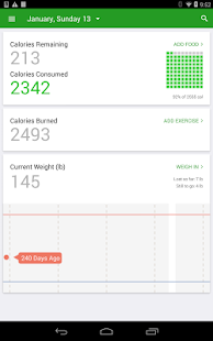 Download Calorie Counter by FatSecret For PC Windows and Mac apk screenshot 11