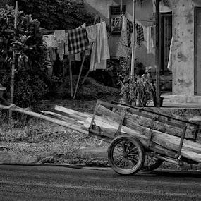 by Ayah Adit Qunyit - City,  Street & Park  Street Scenes