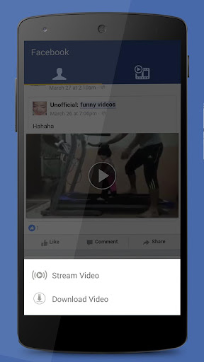 Video Downloader for Facebook 1.0.3 screenshots 1