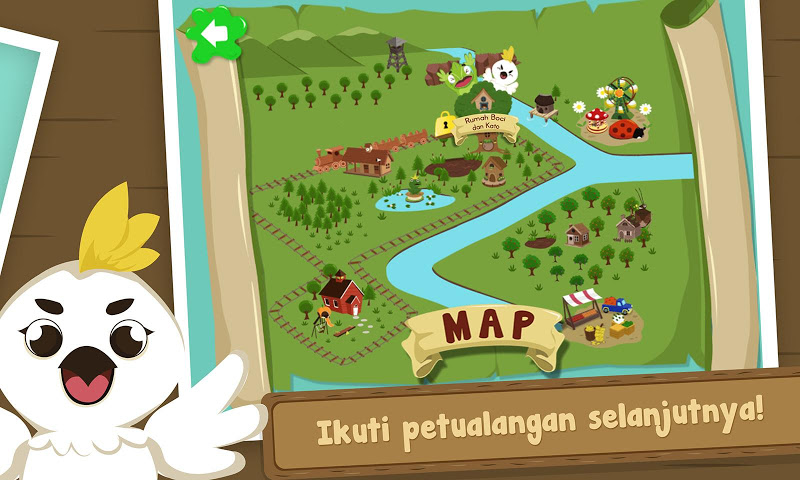 Скриншот Petualangan Boci 1: Warna