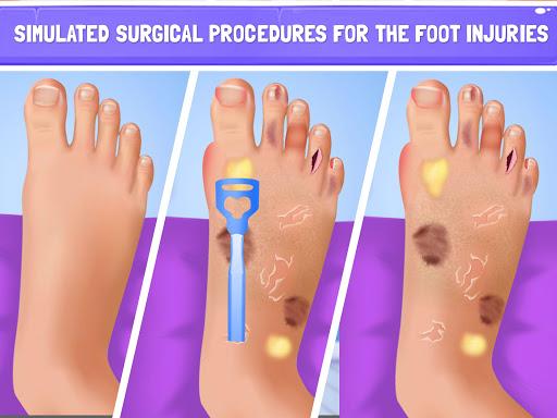 Nail Surgery Foot Doctor screenshot 14