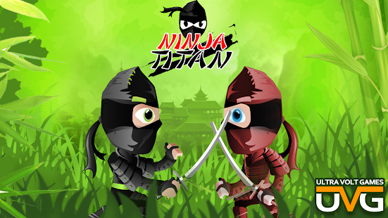 Ninja Titan-Ninja Shadow Fight- screenshot thumbnail