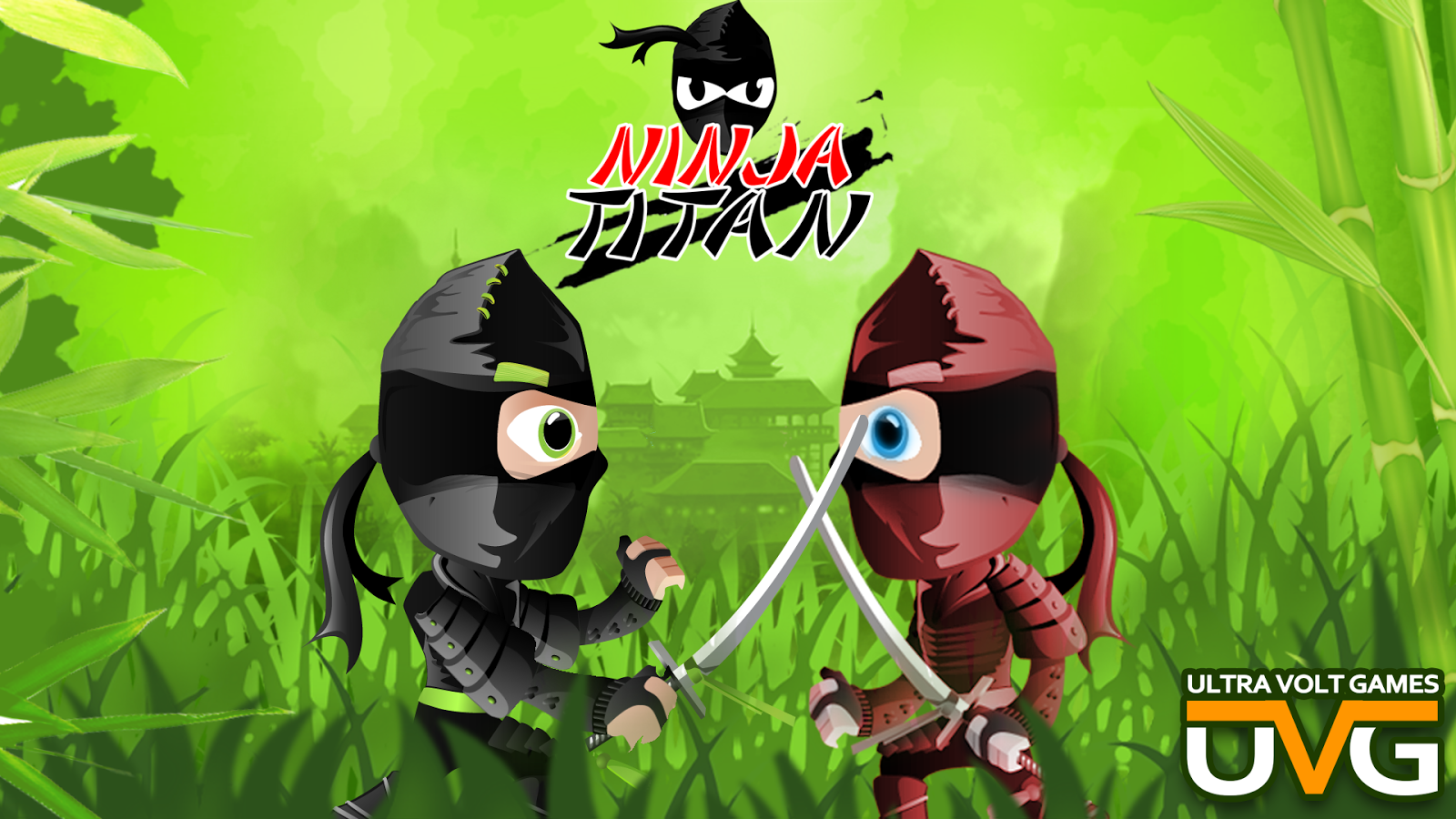 Ninja Titan-Ninja Shadow Fight- screenshot