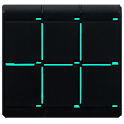 bateria electronica icon
