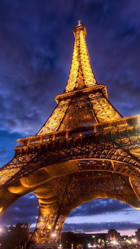 巴黎 動態壁紙