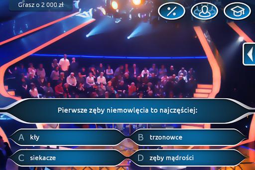 Milionerzy Quiz 2.2.4 screenshots 3