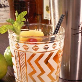 Mai Tai Cocktail.