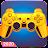 Goldenn PSP Emulator 2020 logo