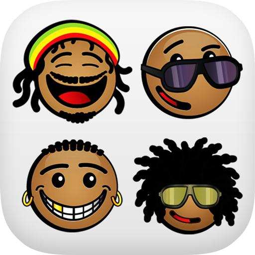 African Emoji Keyboard 2018 - Cute Emoticon app (apk) free download for Android/PC/Windows