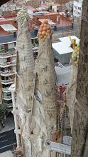 Photo: Lateral de la torres