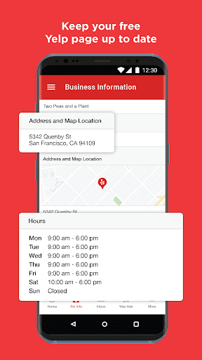 Yelp for Business Owners screenshots 2