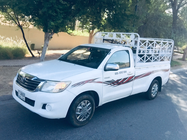 Pick Up Truck Rentals >> Pickup For Rent Pickup Truck Rental Dubai 1 Ton Pickup