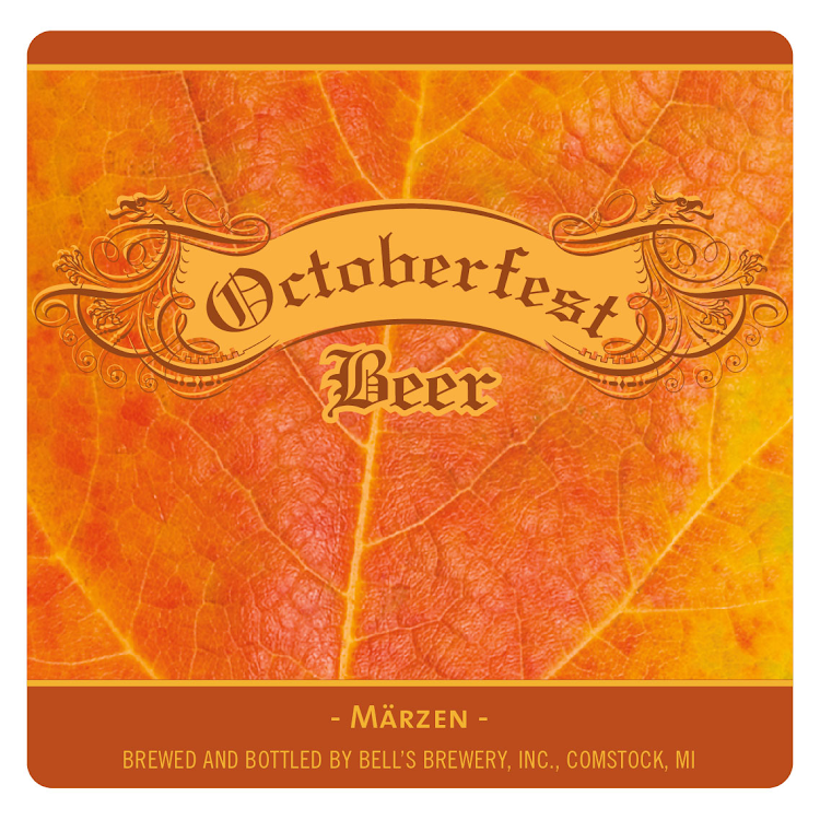 Logo of Bell's Octoberfest Beer