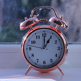 Clock by Ankur Gautam - Artistic Objects Other Objects ( alarm, time, clock, one o clock, watch )