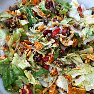 Aunt Sue's Taco Salad