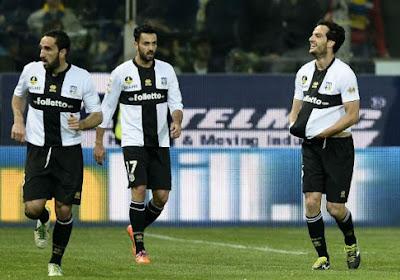 Parma en Milan maken er een ongezien spektakel van