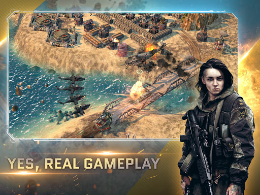 War Commander: Rogue Assault 4.14.0 screenshots 17