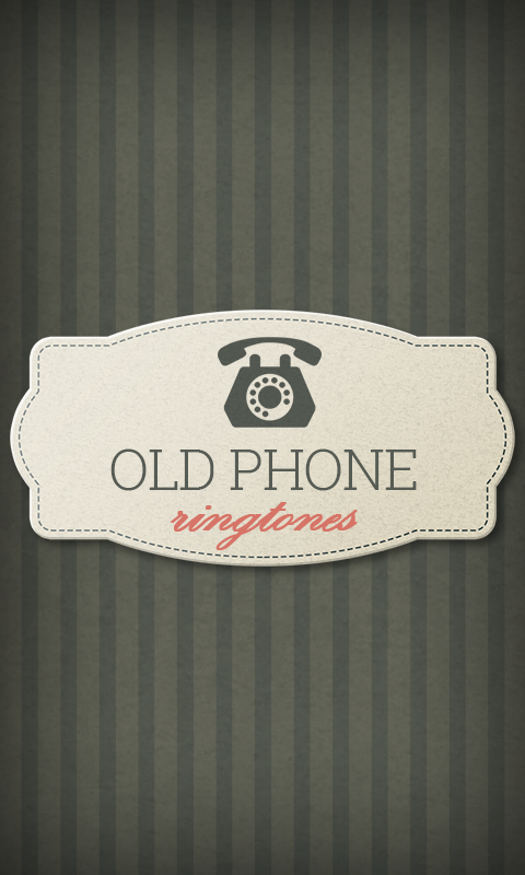 Old Phone Ringtones- screenshot