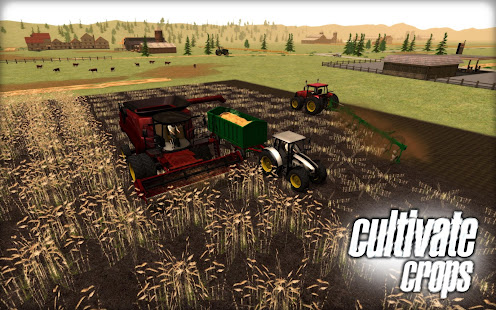 Screenshots of Farmer Sim 2015 for iPhone