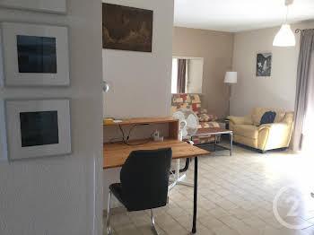 Appartement meublé 2 pièces 53,42 m2