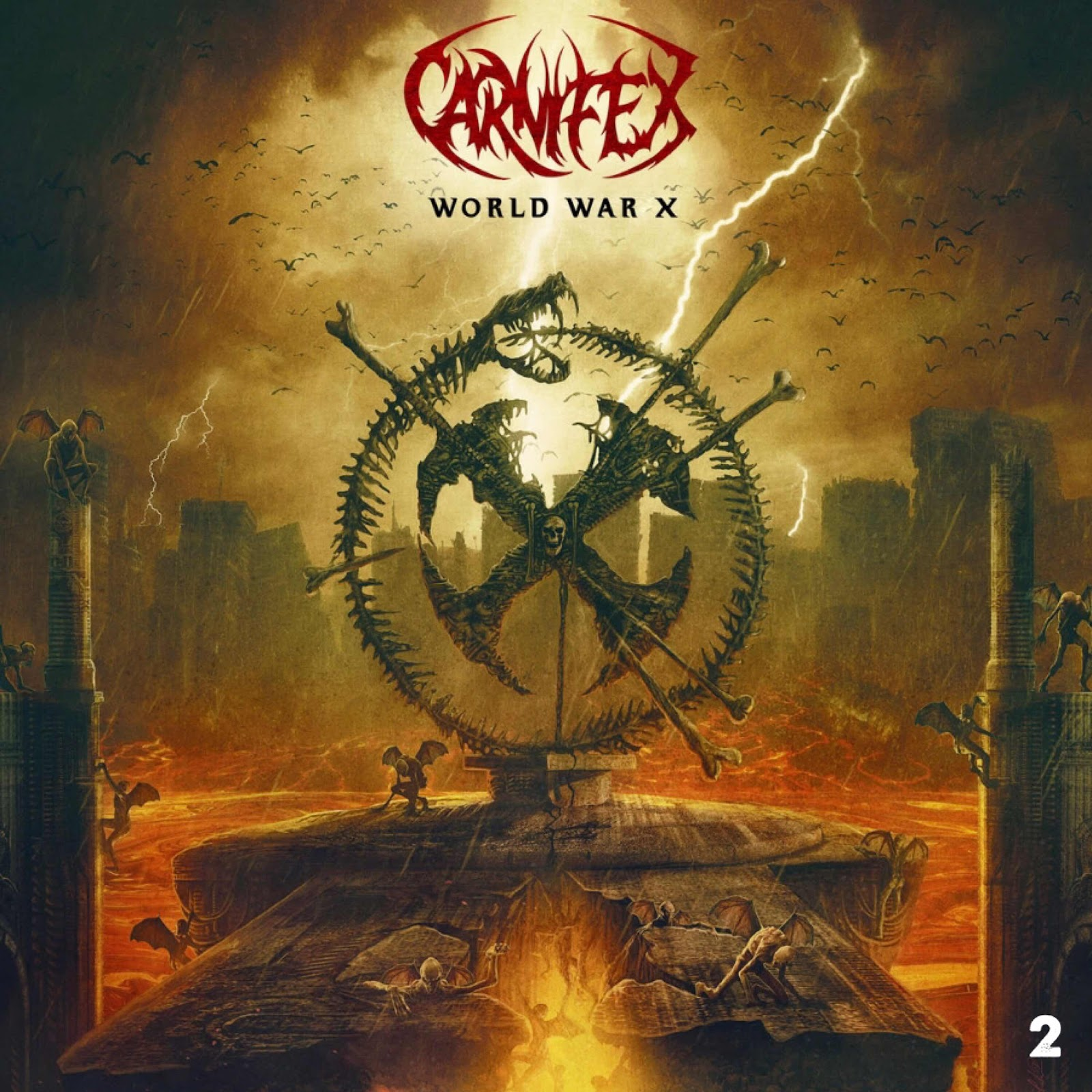 """Carnifex """"World War X"""""""