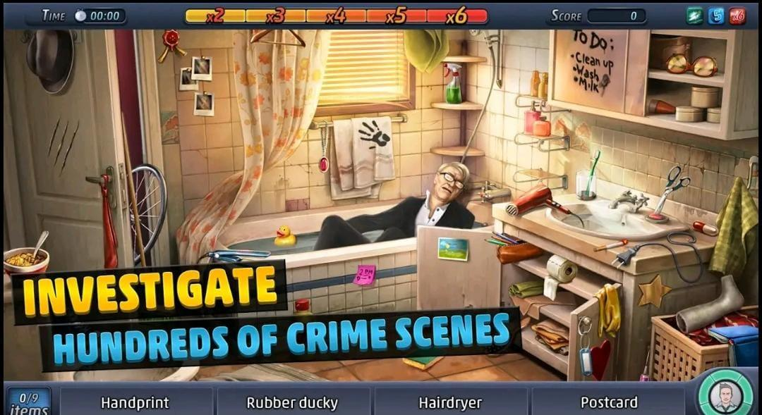 Criminal Case MOD APK iOS Unlimited stars and energy
