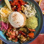 Vegetarian Mexi Bowl