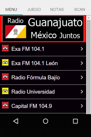 Radio Guanajuato México Juntos