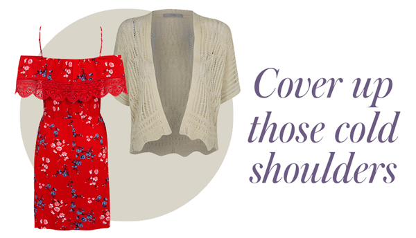 Keep warm and stay stylish with pretty cardigans at George.com