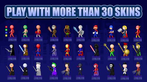 Stick Fight Online: Supreme Stickman Battle  screenshots 13