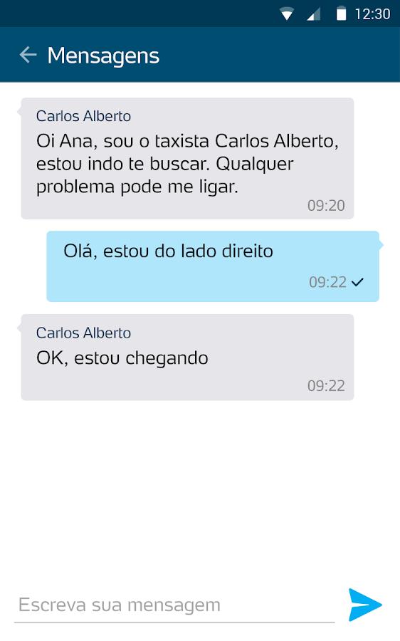 Vá de Táxi (former Taxijá)- screenshot