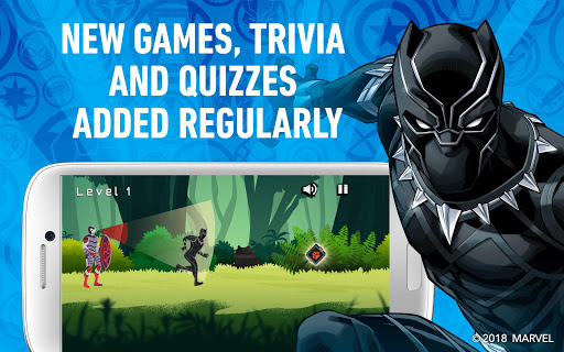 Download Marvel HQ u2013 Games, Trivia, and Quizzes MOD APK 6