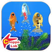 Tiny Little Fish -Simple FREE Game for Kids-