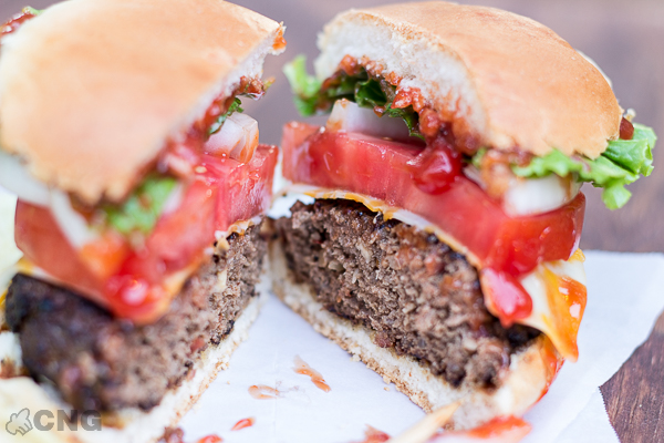 All-American Grill Burgers