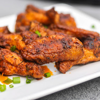 Louisiana Chicken Wings Recipes.