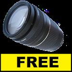 Camera Zoom - NO ADS - Zoom Enhancer Icon