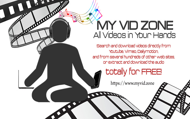 Download Video & MP3 using My Vid Zone