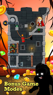 Rescue Knight MOD APK 0.12 [Unlimited Money] 4