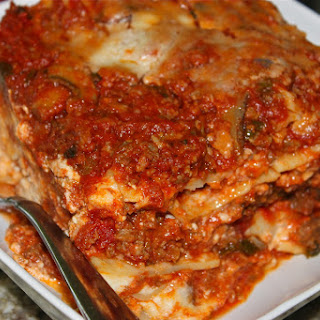 The Most Delicious, Awesome Lasagna!