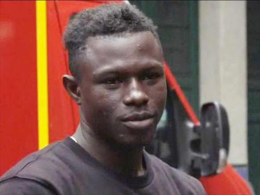 The athletic Malian signed up for a 10-month internship with the Paris fire and rescue services, expected to pay close to 600 euros ($690) a month. /COURTESY