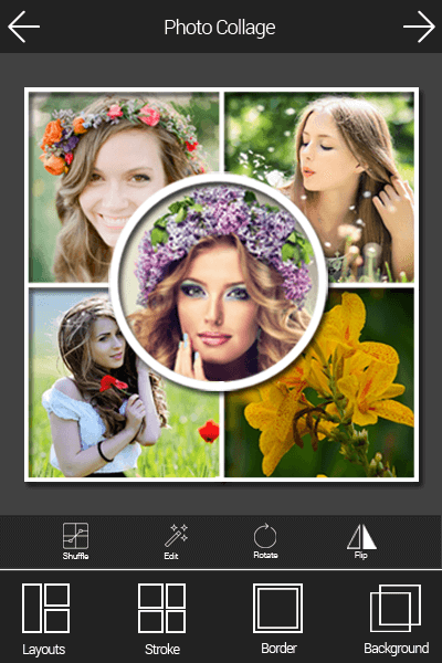 Screenshots of Photo Editor Pro - Effects for iPhone