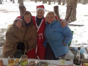 Photo: 2012.12.31. Susitikimas prie Glūko. Visi dalyviai, fotografuoja Viktoras