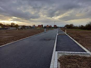 Terrain à bâtir 663 m2