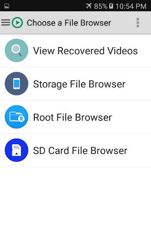 Video Recovery 8.6 Screenshots 3