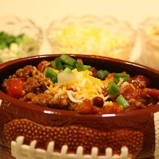 Easy Game Day Chili with Bob Evans Sausage Recipe