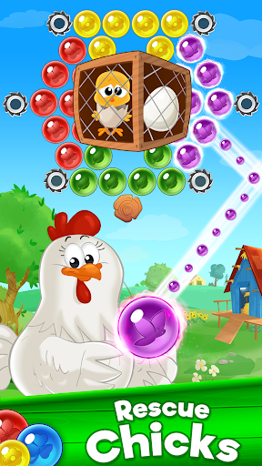 Farm Bubbles Bubble Shooter Pop screenshot 2