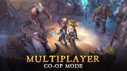 Dungeon Hunter 5 MOD 3.5.0h (Unlimited Money) Apk 8