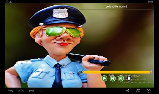 Police Siren Mix Sound Effect