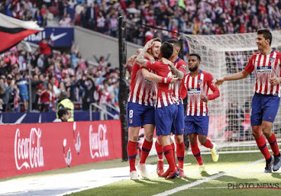 🎥 Liga : Vitolo offre la victoire à l'Atlético de Madrid